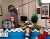 Super Plumber Bros – Behind the Scenes